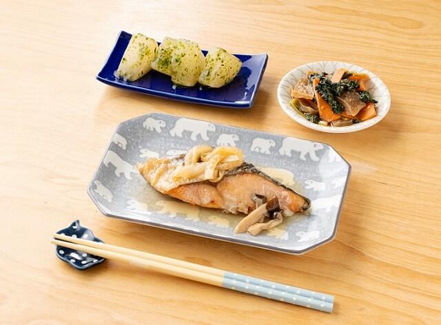 わんまいるの魚料理