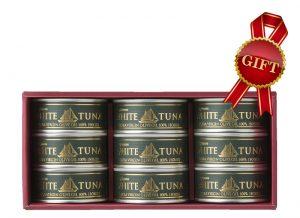 「ホワイトツナ エキストラバージンオリーブオイル(ソリッド)9缶セット」 5,022円
